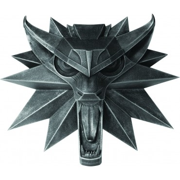 Dark Horse The Witcher 3 - Wolf Wall Sculpture Replica