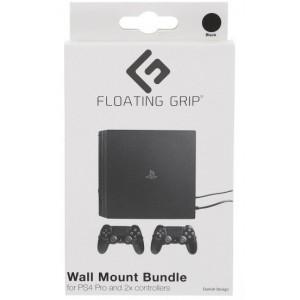 FLOATING GRIP - PS4 PRO WALL MOUNT (Sienas stiprinājums)