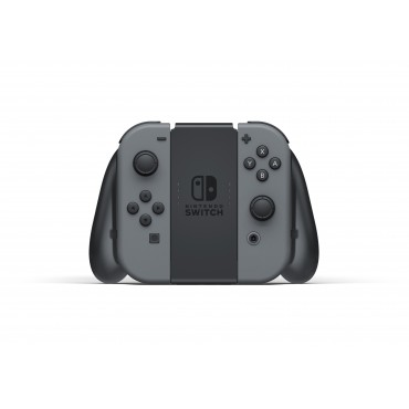 Joy-Con Grey and Grip