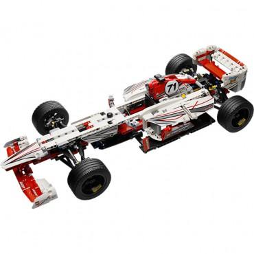 LEGO Technic 42000: Grand Prix Racer - Bez kastes, mazlietots