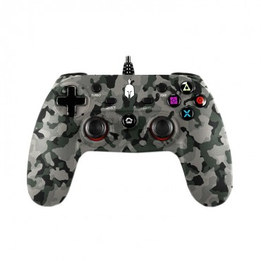 Spartan Gear - Oplon Wired Controller Green Camo