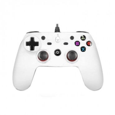 Spartan Gear - Oplon Wired Controller White