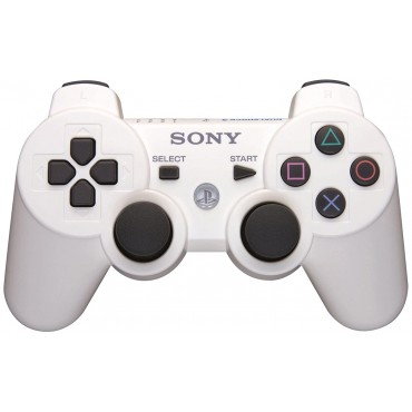 PS3 CONTROLLER WHITE