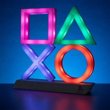 Playstation - Icons Light XL / Gaismeklis