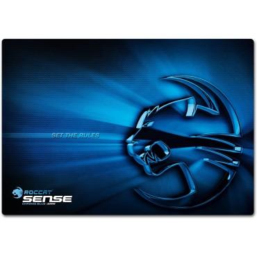 Roccat Sense Chrome Blue 2mm - Mousepad
