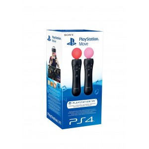 Sony PlayStation Move controller 2 x pack