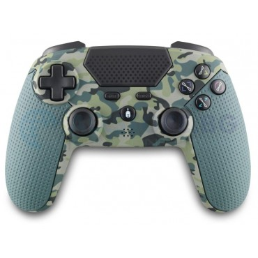 Spartan Gear - Aspis 3 PC Wired &  PS4 Wireless Controller - Camo