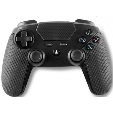 Spartan Gear - Aspis 3 PC Wired &  PS4 Wireless Controller - Black