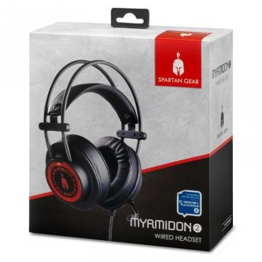 Spartan Gear Myrmidon 2 Wired Headset PC, PS4, XBOX ONE, SWITCH