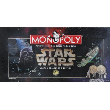 Star Wars Monopoly Collector's Edition