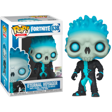Funko POP! Games: Fortnite - Eternal Voyager #638 Vinyl Figure