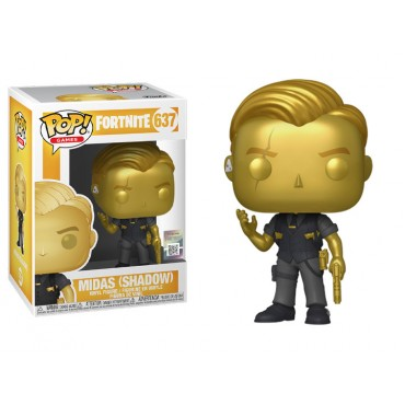 Funko POP! Games: Fortnite - Midas (Shadow) (MT) #637 Vinyl Figure