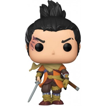 Funko POP! Games: Sekiro Shadows Die Twice - Sekiro #777 Vinyl Figure