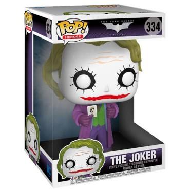 Funko POP! Movies: DC The Dark Knight Trilogy - The Joker (25cm) #334 Vinyl Figure