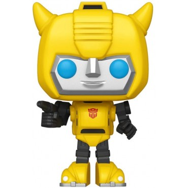 Funko POP! Retro Toys: Transformers - Bumblebee #23 Vinyl Figure
