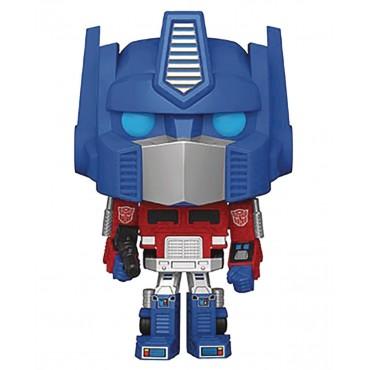 Funko POP! Retro Toys: Transformers - Optimus Prime #22 Vinyl Figure