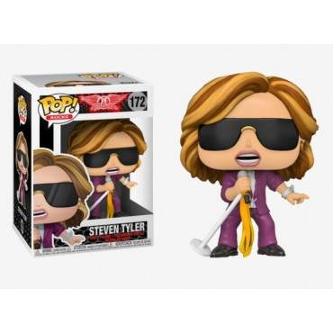 Funko POP! Rocks: Aerosmith - Steven Tyler #172 Vinyl Figure