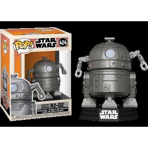 Funko POP! Star Wars: Concept Series R2-D2 #424 Bobble-Head Vinyl Figure