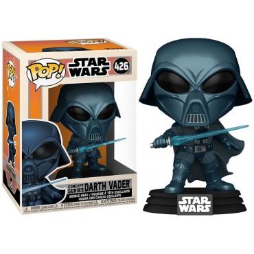 Funko POP! Star Wars: Concept Series Vader #426 Bobble-Head Vinyl Figure