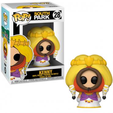 Funko POP! Animation: South Park - Kenny #28 Vinyl Figure