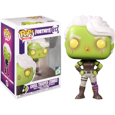 Funko POP! Games: Fortnite - Ghoul Trooper (Zombie) #613 Vinyl Figure