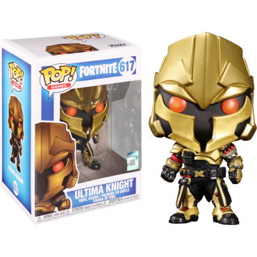 Funko POP! Games: Fortnite - Ultima Knight #617 Vinyl Figure