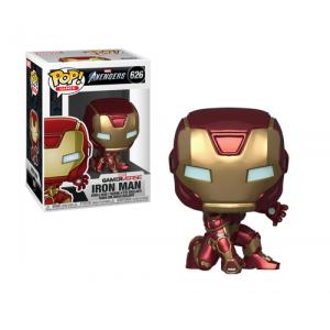 Funko POP! Marvel: Avengers Gameverse - Iron Man (Stark Tech Suit) #626