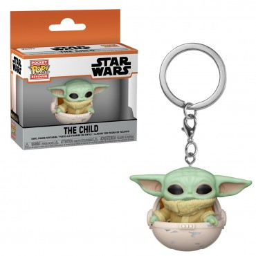Funko Pocket POP! The Mandalorian - The Child (In Canister) Vinyl Figure Keychain