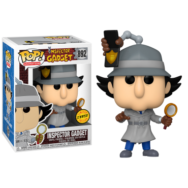 POP! Animation: Inspector Gadget #892
