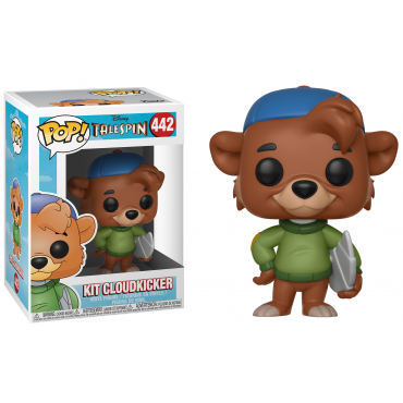 POP! Disney: Talespin - Kit Cloudkicker #442