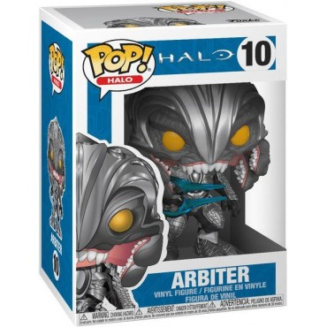 POP! Games: Arbiter #10