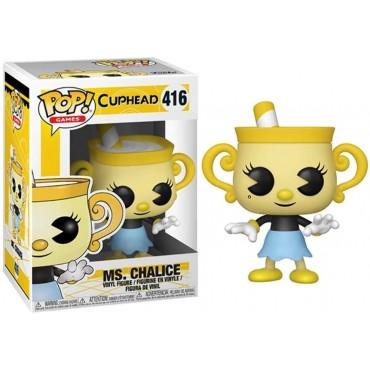 POP! Games: Cuphead - Ms. Chalice #416