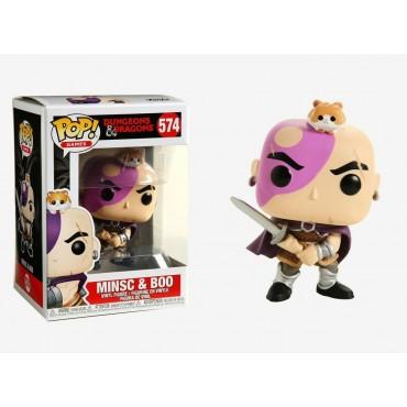 POP! Games: Dungeons & Dragons - Minsc & Boo #574