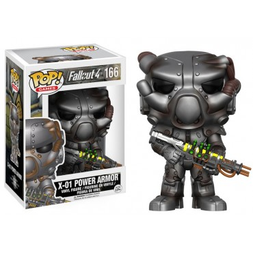 POP! Games: Fallout - X-01 Power Armor #166
