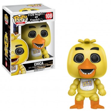 POP! Games: Five Nights at Freddy's - Chica #108