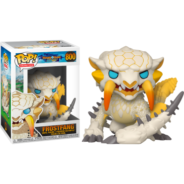POP! Games: Monster Hunter - Frostfang #800