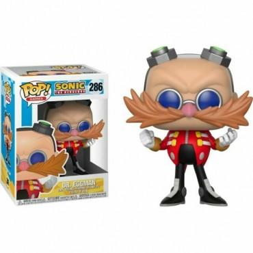 POP! Games: Sonic the Hedgehog - Dr. Eggman #286