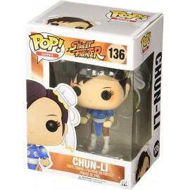 POP! Games: Street Fighter - Chun-Li #136