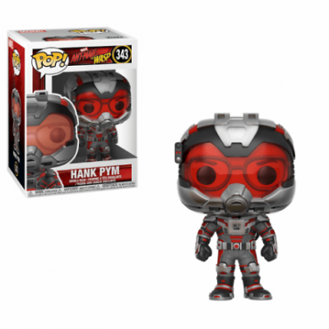 POP! Marvel: Ant-Man and the Wasp - Hank Pym #343