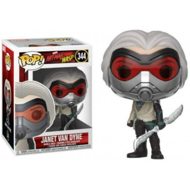 POP! Marvel: Ant-Man and the Wasp - Janet Van Dyne #344