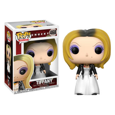 POP! Movies: Bride of Chucky - Tiffany #468
