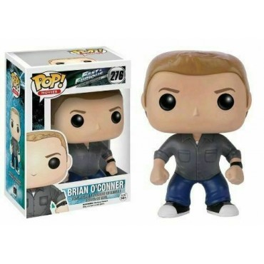 POP! Movies: Fast & Furious - Brian O'Conner #276