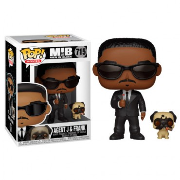 POP! Movies: MIB - Agent J & Frank #715