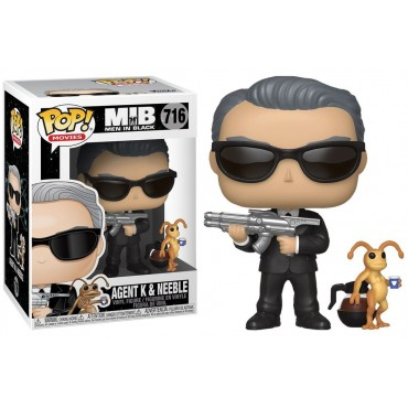 POP! Movies: MIB - Agent K & Neeble #716