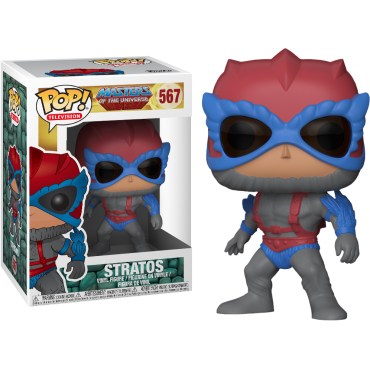 POP! TV: Masters of the Universe - Stratos #567