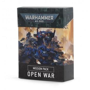 WARHAMMER 40000: MISSION PACK: OPEN WAR