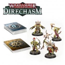 Warhammer Underworlds: Direchasm – Hedkrakka's Madmob