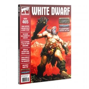 White Dwarf #465