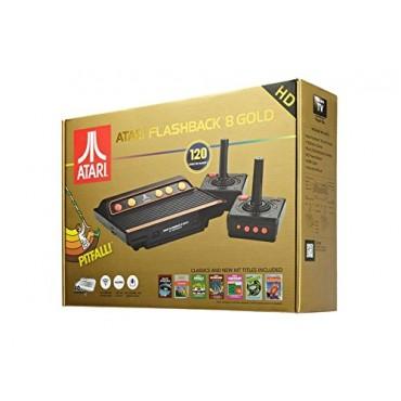 Atari Flashback 8 Gold - 120 Built-In Games - LIETOTS