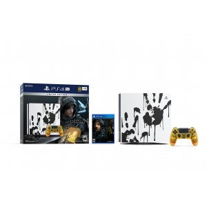 Sony Playstation 4 Pro 1TB Death Stranding Limited Edition Console